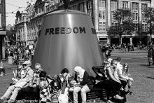 Street Photography Amsterdam dam square amsterdam