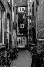 Street Photography Amsterdam gebed zonder end