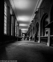 Street Photography Amsterdam oudemanhuispoort