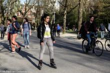 Street Photography Amsterdam Stefanie