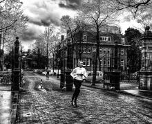 jogging Vondelpark