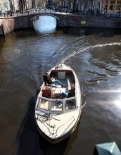 corona bootje keizersgracht