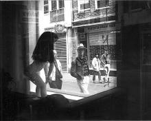 Street Photography Amsterdam Mannequin
