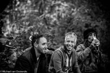 Street Photography Amsterdam boys-vondelpark