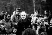 Street Photography Amsterdam halloween