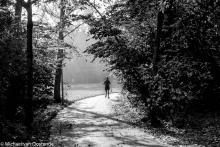 Street Photography Amsterdam jogger