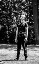 Street Photography Amsterdam juggler