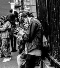 Street Photography Amsterdam  Kie ke boe