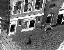 Street Photography Amsterdam Oudekerksplein